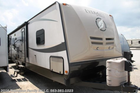2012 EverGreen RV  EVERLITE 35RLW-DS