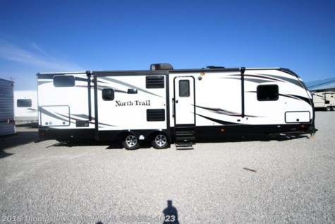 2015 Heartland RV North Trail   34RBQS