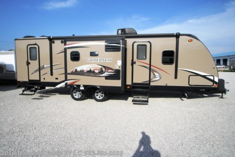 2014 Heartland RV Wilderness  2875BH