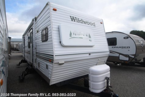 2002 Forest River Wildwood  30FKSS