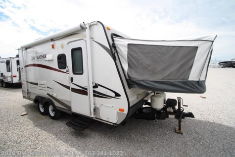 2013 Jayco Jay Feather  X18D