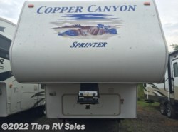Used 2006  Keystone Sprinter Copper Canyon 252RLS by Keystone from Tiara RV Sales in Elkhart, IN