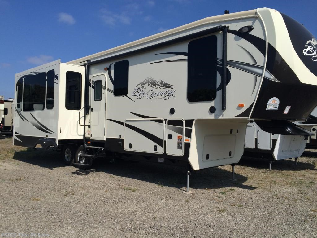 2015 Heartland Rv Rv Big Country 3150rl For Sale In