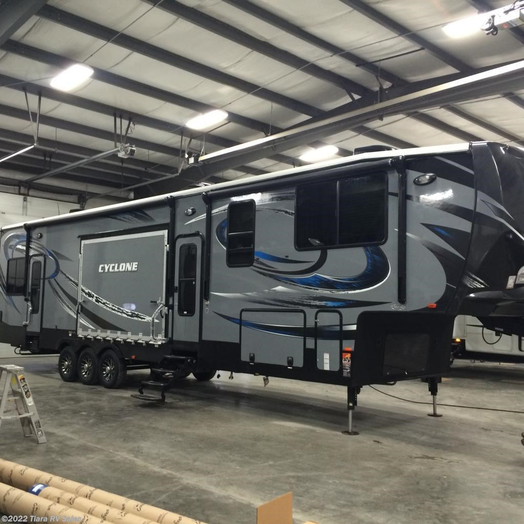 2015 Heartland Rv Rv Cyclone 4200 For Sale In Elkhart In