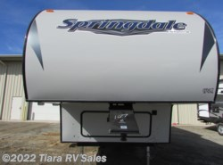 New 2015 Keystone Springdale 286FWBH available in Elkhart, Indiana