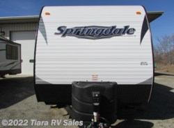 New 2015 Keystone Springdale 225RBG available in Elkhart, Indiana