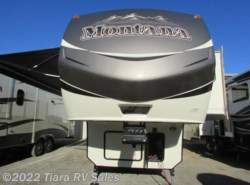 New 2016  Keystone Montana 3000RE by Keystone from Tiara RV Sales in Elkhart, IN