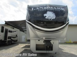 New 2016  Heartland RV Landmark 365 NEWPORT by Heartland RV from Tiara RV Sales in Elkhart, IN