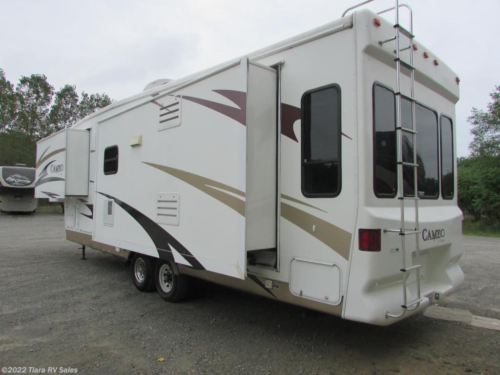 2007 carriage rv cameo 355b3 for sale in elkhart in 46514 a08050 classifieds. Black Bedroom Furniture Sets. Home Design Ideas
