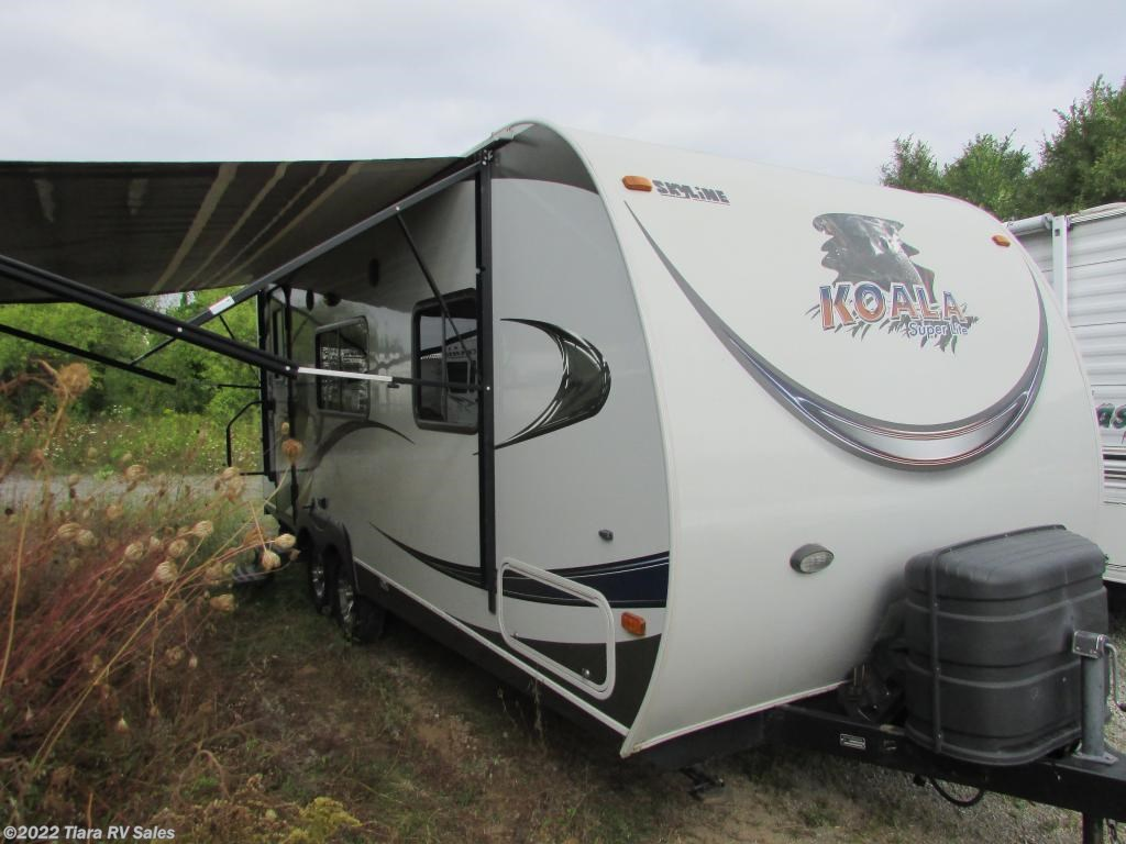 2012 skyline rv koala super lite m 19rb for sale in elkhart in 46514 000415. Black Bedroom Furniture Sets. Home Design Ideas