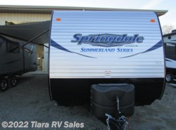 New 2016 Keystone Summerland 2600TB available in Elkhart, Indiana
