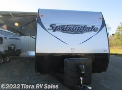 New 2016  Keystone Springdale 262RK by Keystone from Tiara RV Sales in Elkhart, IN