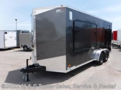 2016 RC Trailers  7X18 Tent Trailer