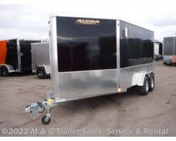 "#164740 - 2018 Aluma 7x14TA Enclosed 6'6"" Int. Cargo with Sport Pkg - B"