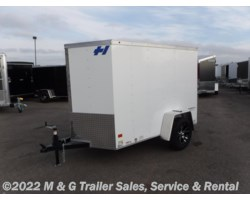 #342696 - 2017 Haulmark Thrifty 5x8 Enclosed Cargo - White