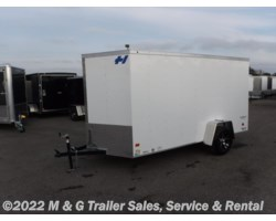 #343337 - 2017 Haulmark Thrifty 6x12 Enclosed Cargo - White