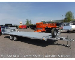 #146130 - 2017 Aluma 1024 Aluminum All-Purpose Trailer
