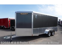 #168436 - 2018 Aluma 7x14TA Enclosed 7' Int. Cargo - Sport Pkg - Charco
