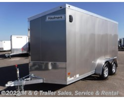 #352604 - 2017 Haulmark ALX 7x14TA Aluminum Enclosed Cargo - Pewter