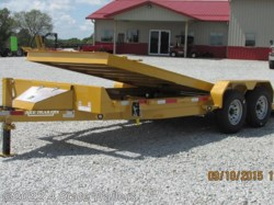 2015 Rice Trailers  82x20 Gravity Tilt Equipment Trailer