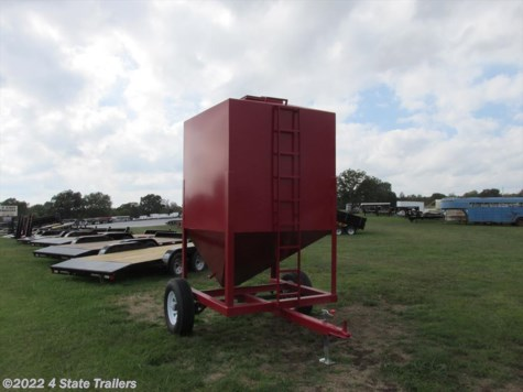 New 2017 Miscellaneous 3 TON FEED BUGGY For Sale by 4 State Trailers available in Fairland, Oklahoma