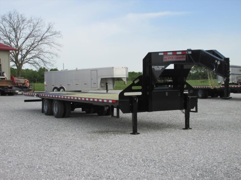 New 2017 Midsota 8'6x32' HYDRAULIC DOVETAIL EHD BRAKES For Sale by 4 State Trailers available in Fairland, Oklahoma