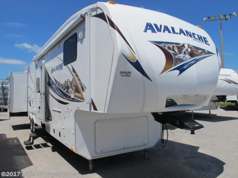 Pre-Owned 2012 Keystone Avalanche 340TG For Sale by DIXIE RV SUPERSTORES FLORIDA available in Defuniak Springs, Florida