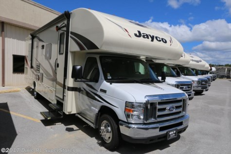New 2017 Jayco Redhawk 29XK For Sale by DIXIE RV SUPERSTORES FLORIDA available in Defuniak Springs, Florida