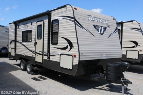 New 2017 Keystone Hideout 212LHS For Sale by DIXIE RV SUPERSTORES FLORIDA available in Defuniak Springs, Florida