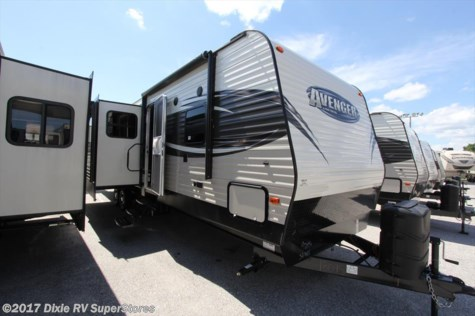 New 2017 Prime Time Avenger 32QBI For Sale by DIXIE RV SUPERSTORES FLORIDA available in Defuniak Springs, Florida