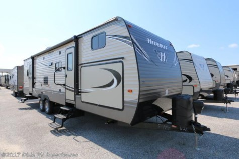 New 2017 Keystone Hideout 31FBDS For Sale by DIXIE RV SUPERSTORES FLORIDA available in Defuniak Springs, Florida
