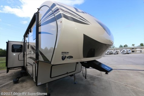New 2017 Prime Time Crusader 337QBH For Sale by DIXIE RV SUPERSTORES FLORIDA available in Defuniak Springs, Florida
