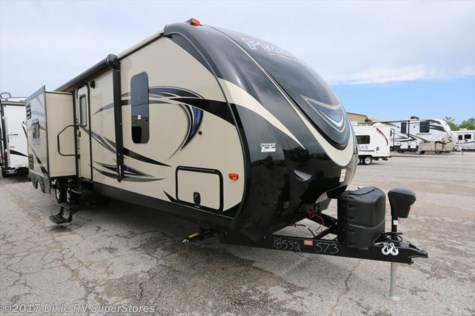 New 2017 Keystone Bullet 34BHPR For Sale by DIXIE RV SUPERSTORES FLORIDA available in Defuniak Springs, Florida