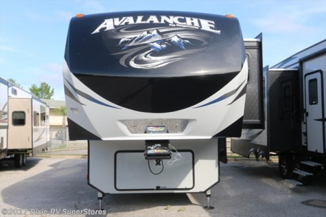 New 2017 Keystone Avalanche 365MB For Sale by DIXIE RV SUPERSTORES FLORIDA available in Defuniak Springs, Florida