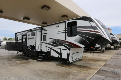New 2017 Grand Design Momentum 399TH For Sale by DIXIE RV SUPERSTORES FLORIDA available in Defuniak Springs, Florida