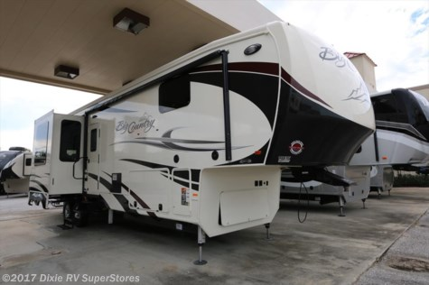 New 2017 Heartland RV Big Country 3965DSS For Sale by DIXIE RV SUPERSTORES FLORIDA available in Defuniak Springs, Florida