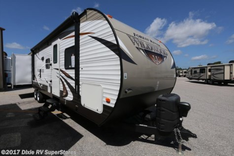 Pre-Owned 2016 Forest River Wildwood 31KQBTS For Sale by DIXIE RV SUPERSTORES FLORIDA available in Defuniak Springs, Florida