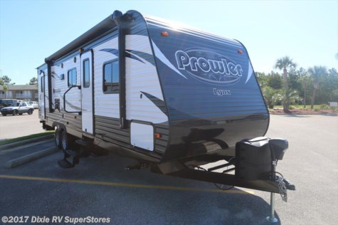 New 2017 Heartland RV Prowler 285LX For Sale by DIXIE RV SUPERSTORES FLORIDA available in Defuniak Springs, Florida