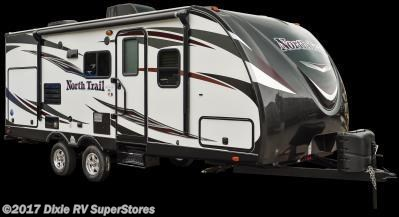 2017 Heartland RV North Trail   30RKDD