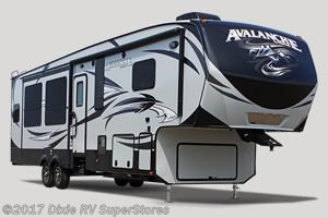 2017 Keystone Avalanche  320RS
