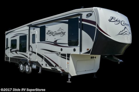 2017 Heartland RV Big Country  3850MB