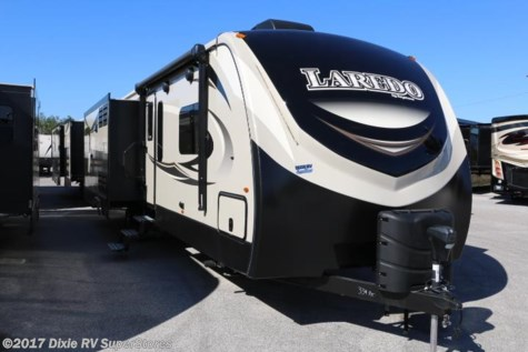 2017 Keystone Laredo  334RE