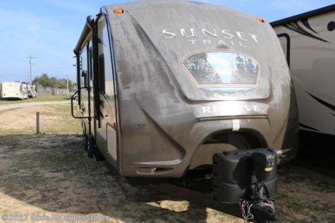 2014 Thor Motor Coach  SUNSET TRAIL 26RB