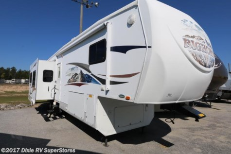 2009 Heartland RV Bighorn  3400RE