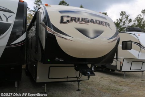 2017 Prime Time Crusader  380MBH