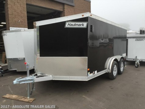 2016 Haulmark ALX  All Aluminum Enclosed Motorcycle Trailer