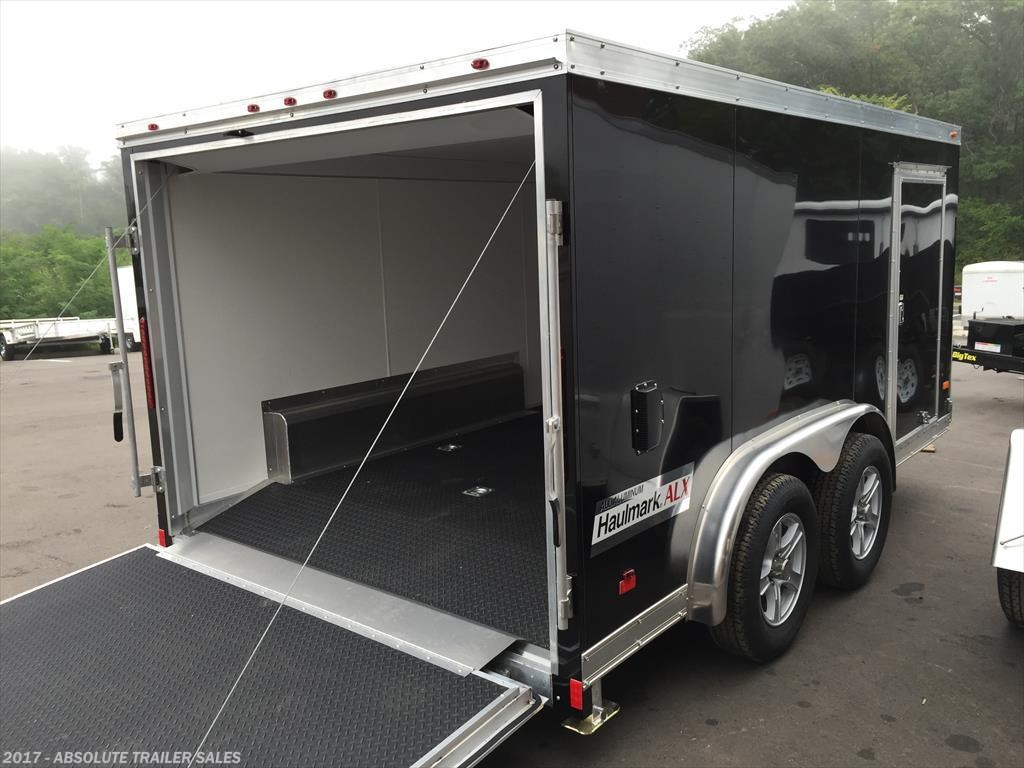 New haulmark alx motorcycle trailer classifieds 2016 for Motor trailers for sale