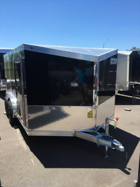 2016 Haulmark ALX  All Aluminum Motorcycle / Cargo Trailer