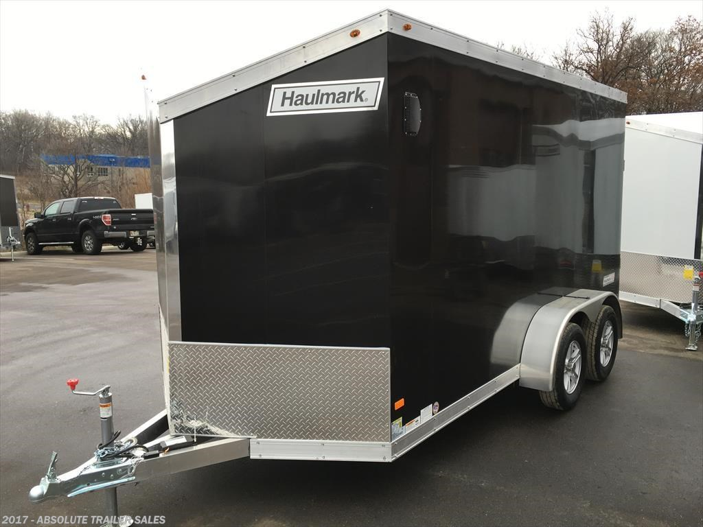 Used Enclosed Car Trailers For Sale Near Me