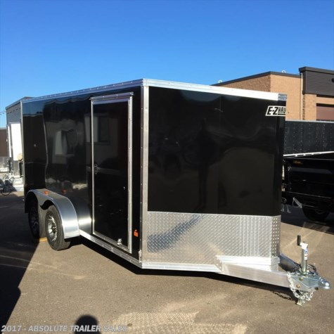 2017 Mission Trailers EZEC  HAIL SALE UNIT CALL FOR PRICE